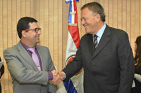 Câmara Baixa e UNIDA firmaron convênios de Cooperação Institucional